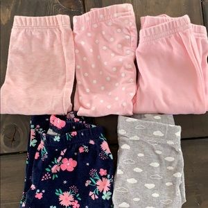 Baby legging bundle